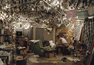 jeff wall after invisible man the Prologue 1999–2000<br /> ralph ellison