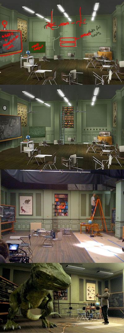 Syfy House of Imagination Classroom