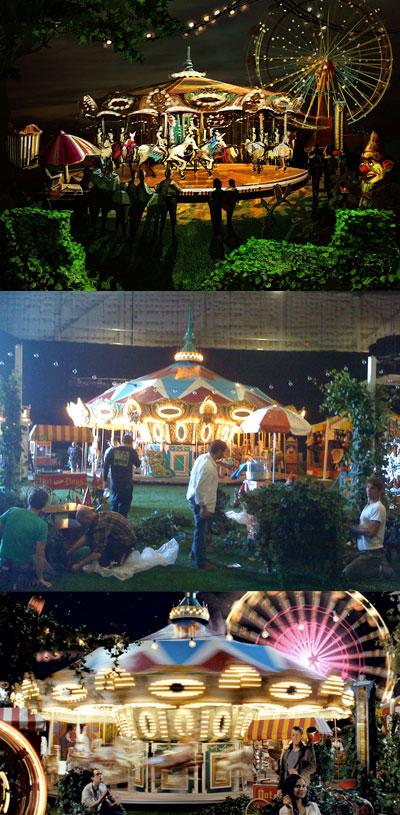 Syfy House of Imagination Fairground