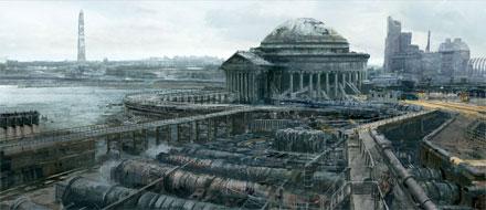 Fallout 3 Project Purity Concept Art