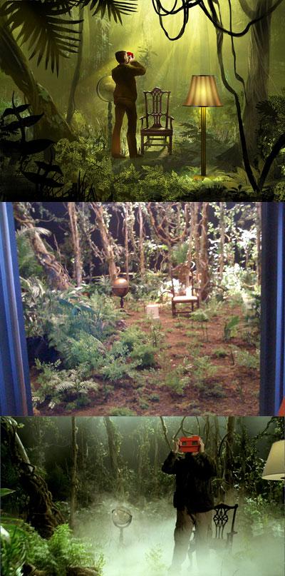 Syfy House of Imagination Jungle