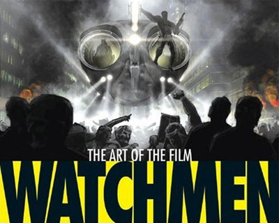 Watchmen Film Art